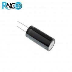 خازن الکترولیتی 100uF / 25v