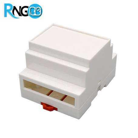جعبه صنعتی 72x88x59mm مدل AK-DR-03 سفید