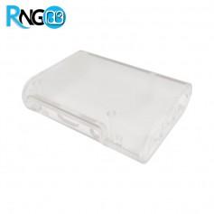 کیس - جعبه ساده مشکی رسپری پای Raspberry Pi