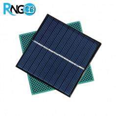 سلول خورشیدی 5v-160mA ابعاد 80x80mm