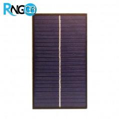 سلول خورشیدی 2v-300mA ابعاد 82x70mm