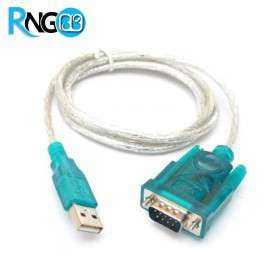 کابل مبدل USB به سریال RS232 چیپ CH340