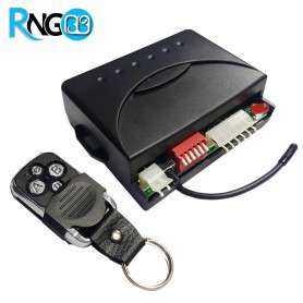 بسته فرستنده و گیرنده 3 کانال رادیویی 433MHz کدلرن FireWall