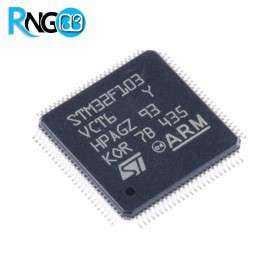میکروکنترلر STM32F030F4P6