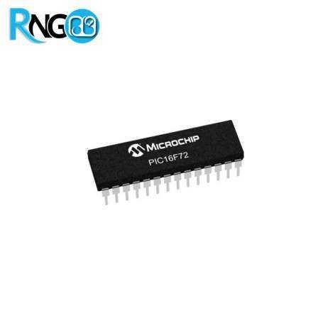 میکروکنترلر PIC16F72-I/SP پکیج DIP