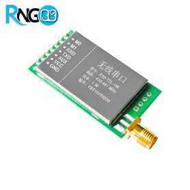 ماژول فرستنده گیرنده 433Mhz سریال SX1278 برد بیش از 7.5Km همراه با آنتن