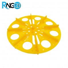 سازه چرخ پلاستیکی پروانه ای