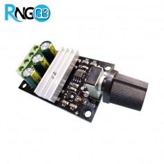 ماژول کنترل سرعت موتور DC با ولوم PWM