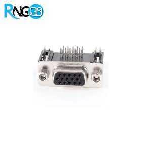 کانکتور DB15 سه ردیفه VGA مادگی روپانلی