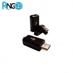 کانکتور USB-Micro نری سرکابلی
