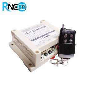 گیرنده 5 کاناله RF و WIFI - کنترل وسایل با ریموت و WIFI