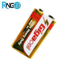 باتری کتابی 9 ولت مارک GigaCell