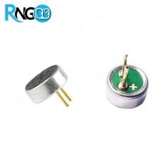 میکروفون خازنی موبایلی 4mm پشت سبز پایه دار درجه یک