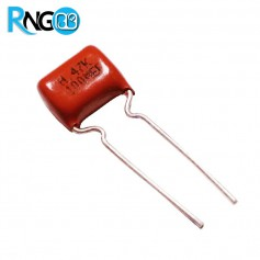 خازن پلی استر 470nF / 100v