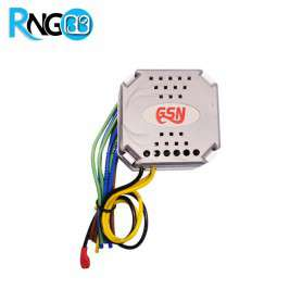 بسته فرستنده و گیرنده 3 کاناله رادیویی 433MHz کدلرن Doorpa مناسب درب برقی