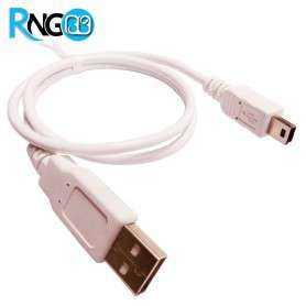 کابل تبدیل USB-A به USB-mini با طول 0.5 متر