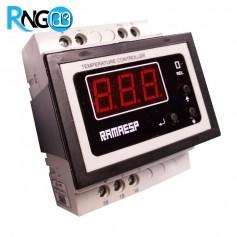 دستگاه ترموستات 50- الی 125 درجه سانتی گراد همراه با سنسور