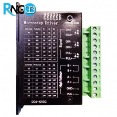 درایور میکرواستپ TB6600 قابدار 4.5A