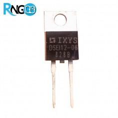 دیود فست 600V / 14A تکی DSEI12-06A