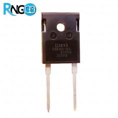 دیود فست 600V / 60A تکی DSEI60-06A اورجینال IXYS