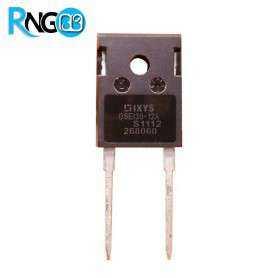دیود فست 1200V / 26A تکی DSEI30-12A اورجینال IXYS