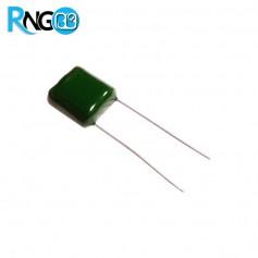 خازن پلی استر 100nF / 400v