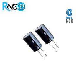 خازن الکترولیتی 1000uF / 100v