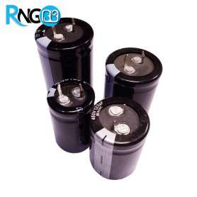 خازن الکترولیتی 100uF / 450v