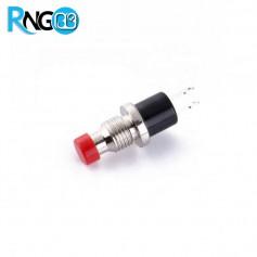 شستی پلاستیکی فشاری قرمز مدل PBS-207