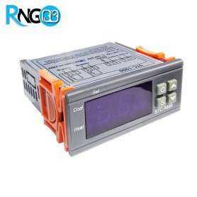 ترموستات و کنترلر دما صنعتی 220v مدل STC-100A