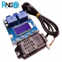 کنترلر دما و رطوبت JBH مدل STC-3028