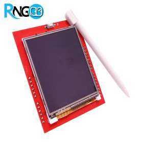 برد توسعه LCD TFT 2.4 inch آردوینو