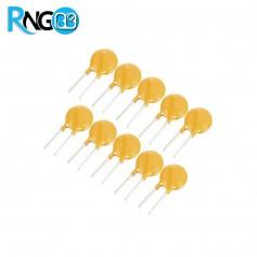 فیوز PPTC قابل برگشت یا ریستی 60V-50mA