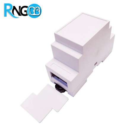 جعبه صنعتی 36x87x60mm مدل 80001 ساده