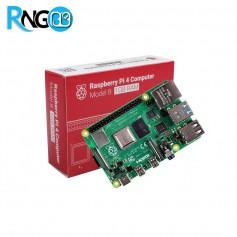 برد رزبري پاي Raspberry Pi 4 مدل B با 1GB رم ساخت UK