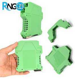 جعبه صنعتی 115x100x22mm مدل MB-DR-49 سبز
