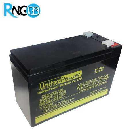 باتری خشک 12V-9Ah برند Unitex Power
