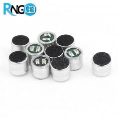 میکروفون خازنی 10mm پشت سبز درجه یک
