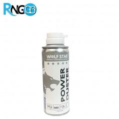 اسپری دمنده باد و خشک کننده برند WOLF STAR