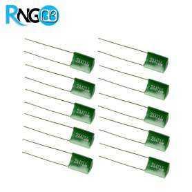خازن پلی استر 47nF / 100v