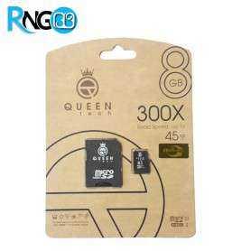 کارت حافظه microSD 8GB کلاس 10 مارک Apacer