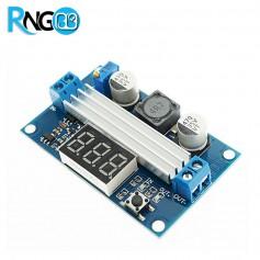 ماژول افزاینده 100 وات LTC1871 همراه با نمایشگر ولتاژ