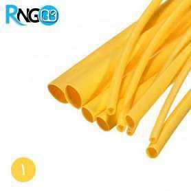 ترموفیت - وارنیش حرارتی زرد سایز 1 یک متری