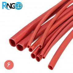 ترموفیت - وارنیش حرارتی قرمز سایز 6 یک متری