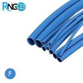 ترموفیت - وارنیش حرارتی آبی سایز 6 یک متری