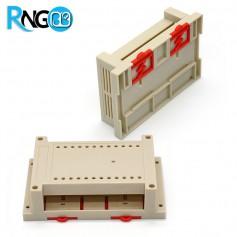 جعبه صنعتی 145x90x40mm مدل Ak-P-06 سفید