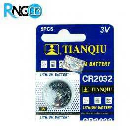 باتری سکه ای 3 ولت CR2032 مارک Tianqiu