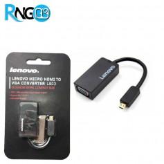 کابل مبدل Micro HDMI به VGA مناسب رزبری پای 4