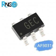 تراشه AP3031 درایور جریان ثابت 1.4A LED