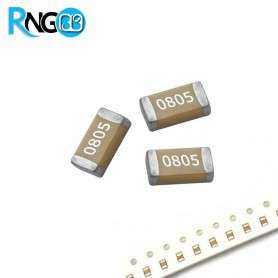 خازن 100nF SMD 0805 یا 104